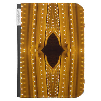 NYC Landmarks Theater Marquis Lights Broadway Kindle 3 Case