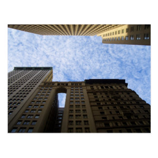 NYC Living Canyons photo postcard by CricketDiane