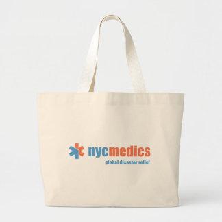 NYC Medics Products Large Tote Bag