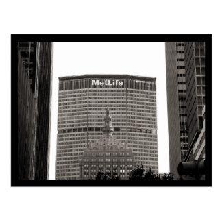 NYC MetLife Postcard