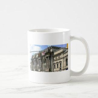NYC Metropolitan Museum Coffee Mug