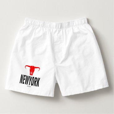 USA Themed NYC New York City by VIMAGO Boxers