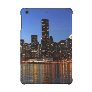 NYC New York City Manhattan Night iPad Mini Cases