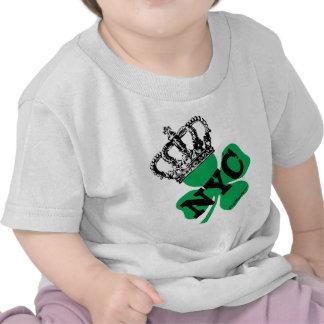 NYC New York City Shamrock St. Patricks Day T Shirts