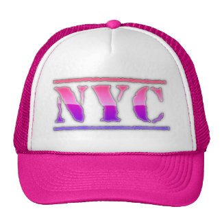 NYC New York City Trucker Hat