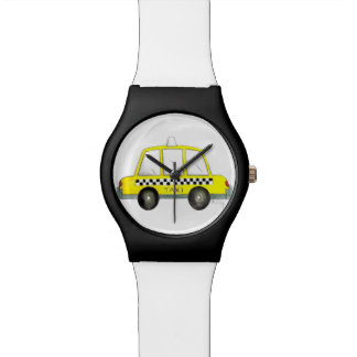 NYC New York City Yellow Taxi Cab Watch