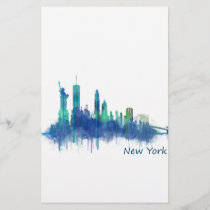NYC New York Skyline v5