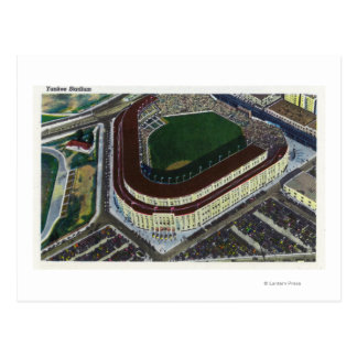 NYC, New YorkAerial View of Yankee Stadium Postcard