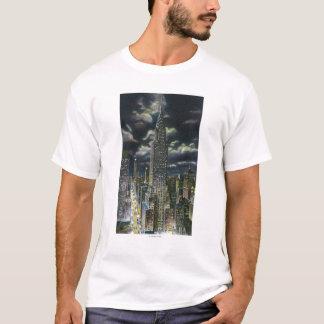 NYC, New YorkChrysler Building at Night # 1 T-Shirt