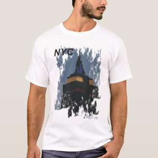NYC Night life T-Shirt