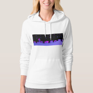 NYC Night Life Urban Street Style CricketDiane Hoodie
