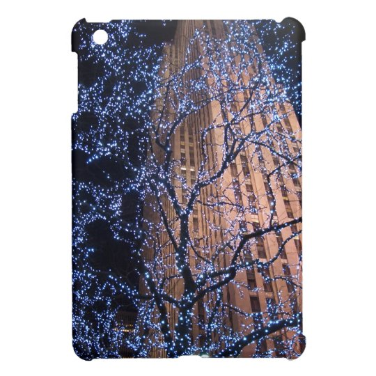 NYC Nightwalk CricketDiane WalkAbout iPad Mini Cover