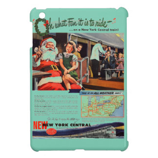 NYC,Oh What Fun it Is Cover For The iPad Mini