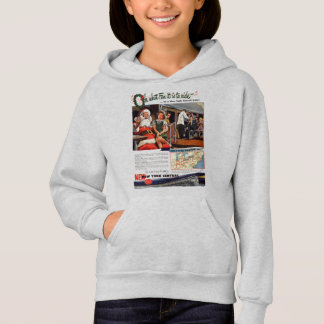 NYC,Oh What Fun it Is Hoodie