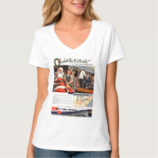 NYC,Oh What Fun it Is Women's T-Shirts