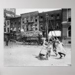 NYC Playground: 1910 Posters