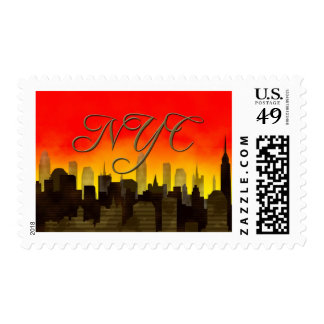 nyc stamp