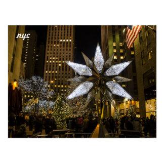 nyc postcard