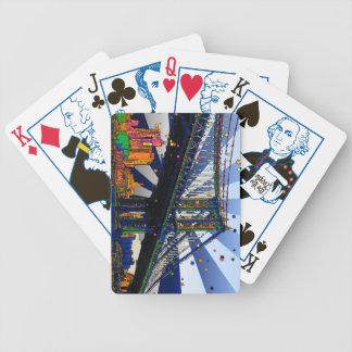 NYC psicodélico: Puente #1 de Manhattan Barajas