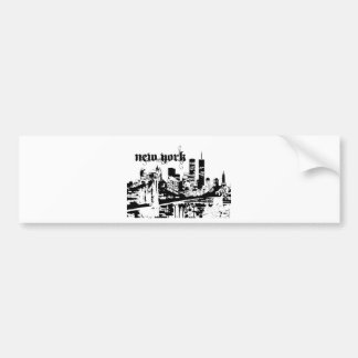NYC put on for your city Bumper Sticker