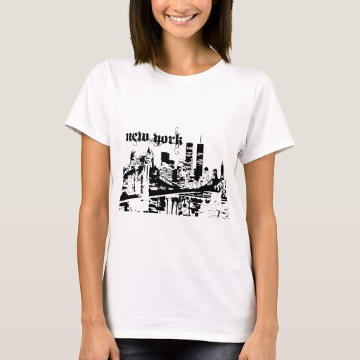 Nyc Put On For Your City T Shirt Zazzle