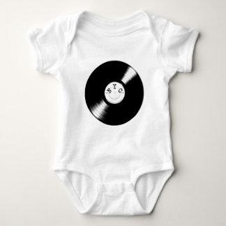 NYC Records Baby Bodysuit