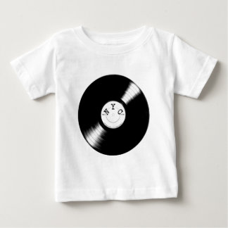 NYC Records Baby T-Shirt