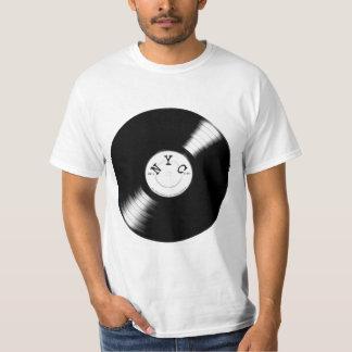 NYC Records T-Shirt