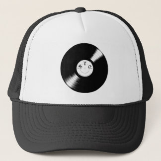 NYC Records Trucker Hat