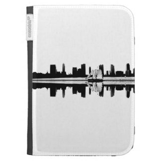 NYC Reflection Case For Kindle