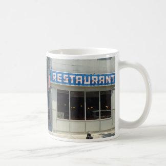 NYC Restaurant, Manhattan Coffee Mug