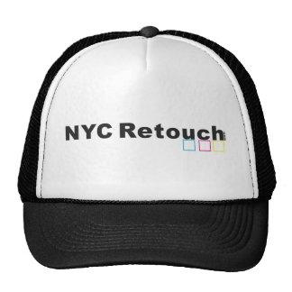 NYC_Retouch_Logo Trucker Hat