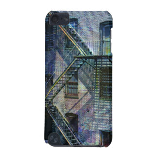Nyc Shadaw wallz of blues iPod Touch (5th Generation) Case