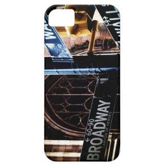 NYC signs iPhone 5 Cover