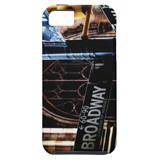 NYC signs iPhone SE/5/5s Case