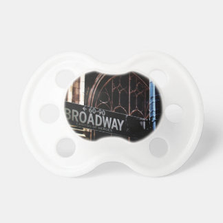 NYC signs Baby Pacifiers