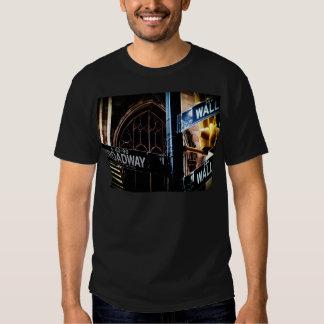 NYC signs Tee Shirt