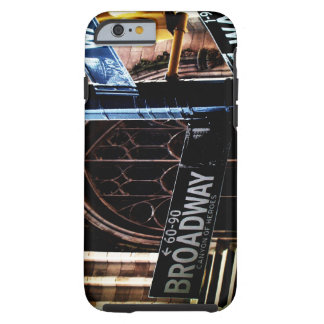 NYC signs Tough iPhone 6 Case