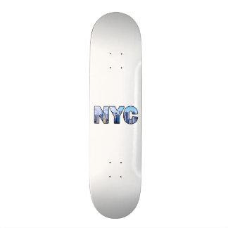 NYC SKATEBOARD DECK