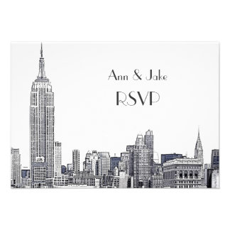 NYC Skyline 01 Etched White RSVP 2 Announcement