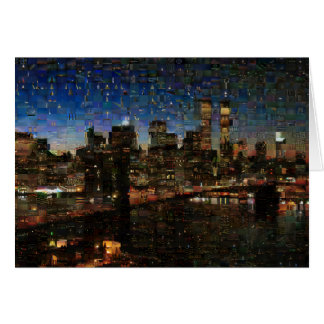 NYC Skyline Cards