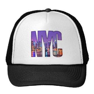 NYC Skyline (Dark) Trucker Hat