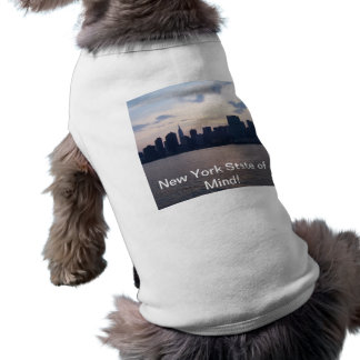 NYC Skyline - Dog Shirt