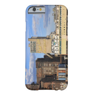 NYC Skyline Domino Sugar Factory, Graffiti Barely There iPhone 6 Case