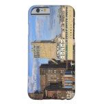 NYC Skyline Domino Sugar Factory, Graffiti iPhone 6 Case
