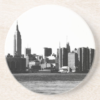 NYC Skyline ESB, East River View 001 Coaster