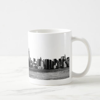 NYC Skyline ESB, East River View 001 Coffee Mug