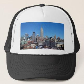 NYC skyline hat