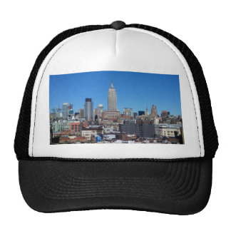 NYC skyline hat