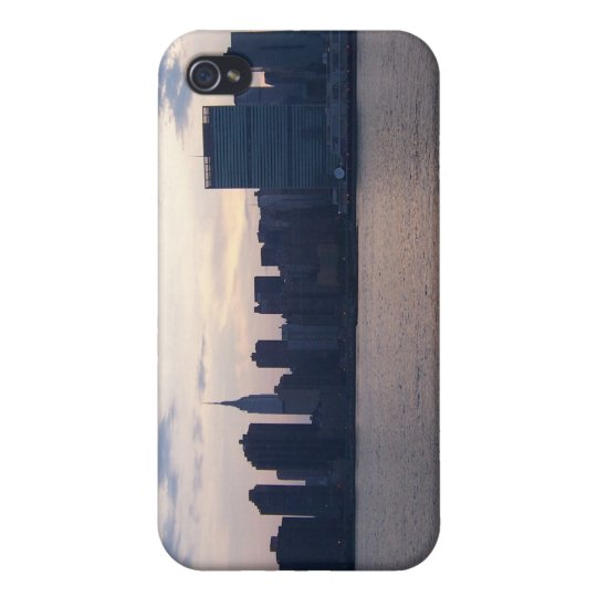 NYC Skyline - IPhone 4 Case